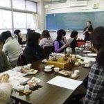 PTA各種学校中国茶会講師